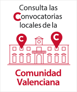 Consulta aquí las convocatorias locales de la Comunidad Valenciana